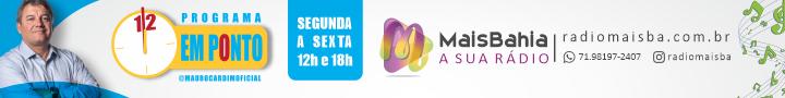 Banner Radio Mais 12 em ponto – Mobile
