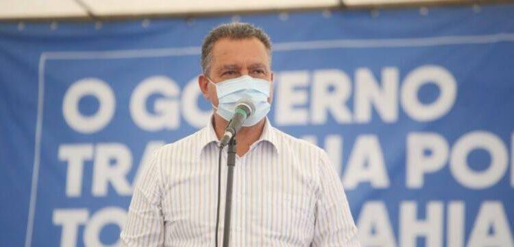 Bahia: Governador reforça que quem não usar máscara pode ser conduzido à delegacia